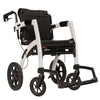 Grey Rollz MotionTransport Chair and Rollator  Boomly