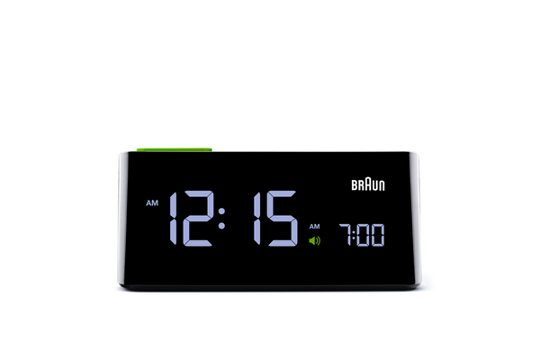 Cool alarm clock - Braun - Boomly
