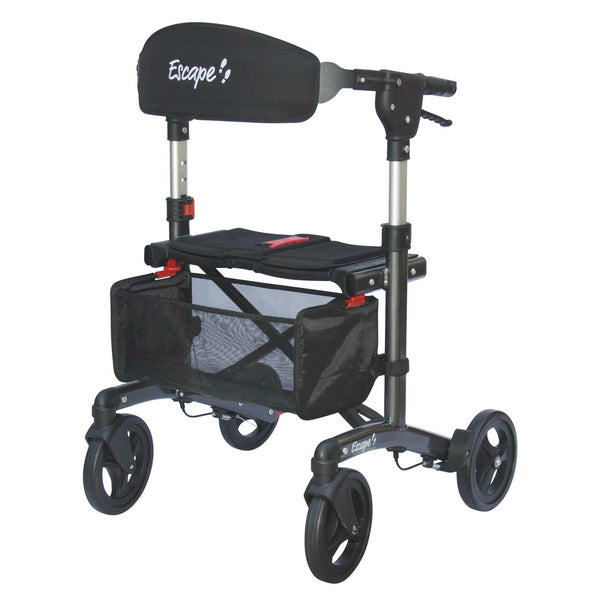 Escape Rollator Walker - Boomly