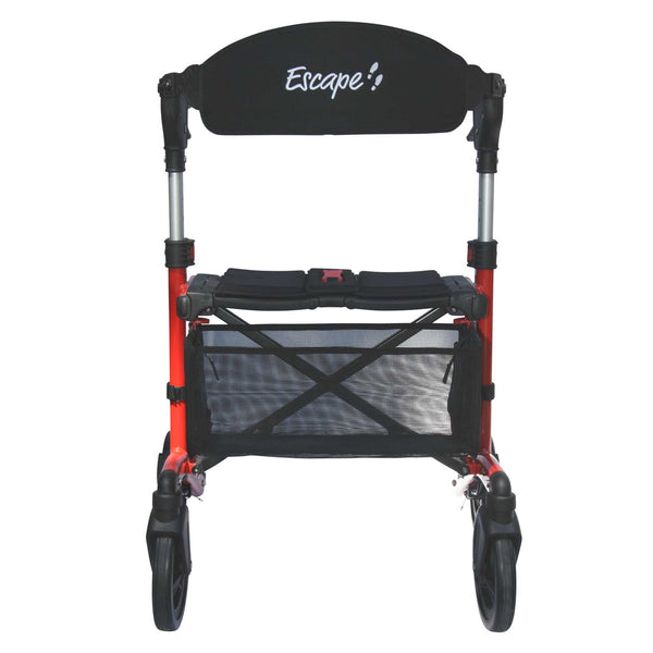 Lightweight Foldable Rollator Walker - Boomly