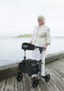 Lightweight Rollator Walker - Escape - Boomly