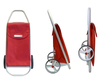 Sleek Rolser Com 8 Folding Shopping Cart - Boomly