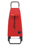 Rolser Mountain Rolling Shopping Cart Red -  Rolling Shopping Trolley -Boomly
