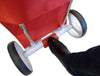 Designer Rolser Shopping Cart - 2 Wheel Rolling Shopping Trolley - Boomly