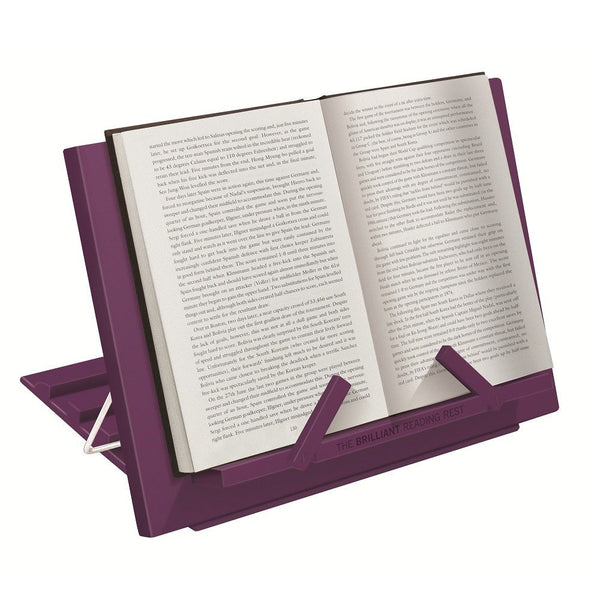 Book Rest Purple - Boomly
