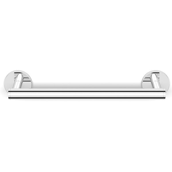 "Contemporary Chrome Grab Bar 14"" Nameek's - Boomly"
