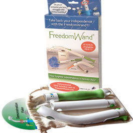 FreedomWand Master Kit- Toileting Aid - Boomly