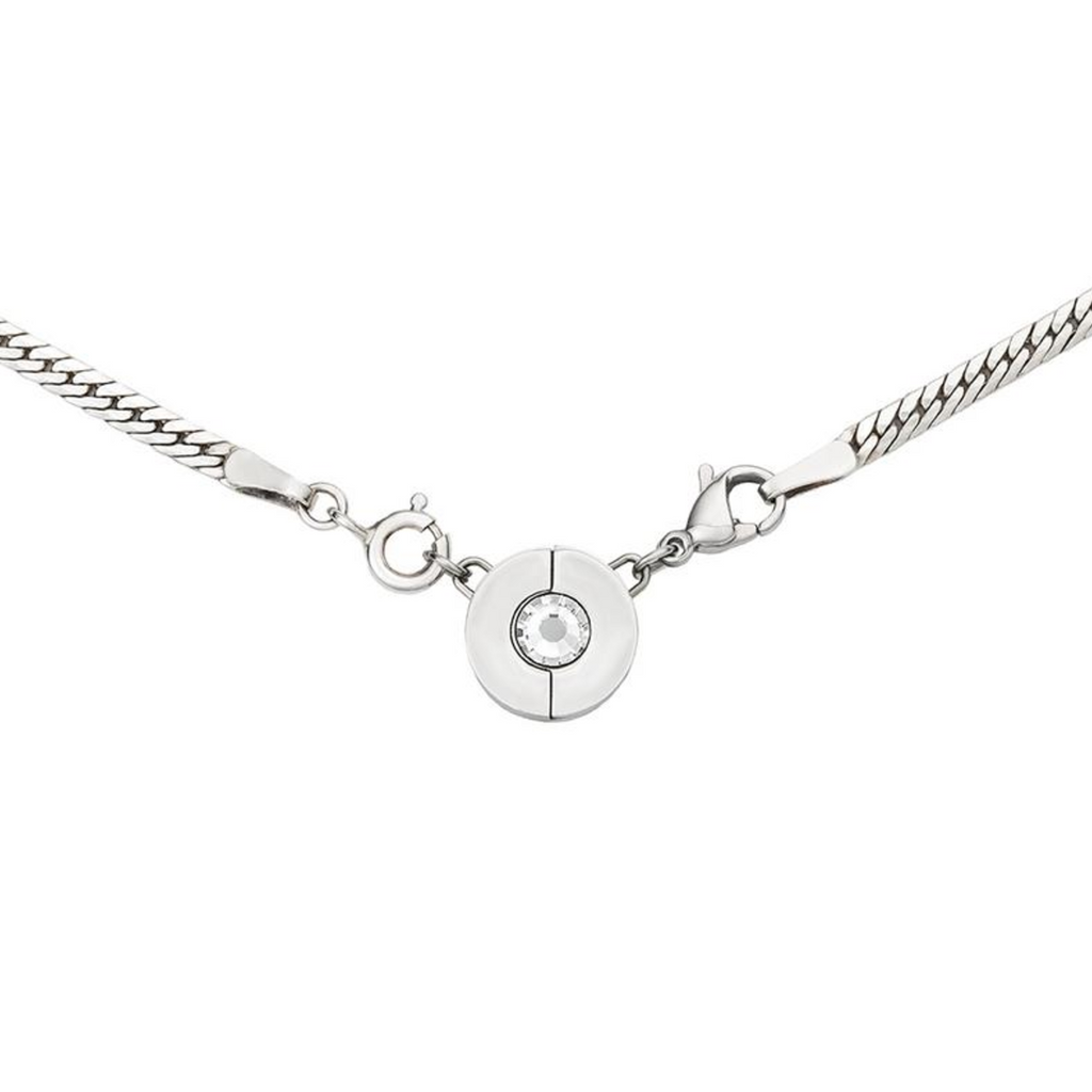 Necklace Fairy Silver - Boomly