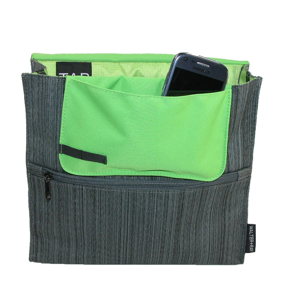 Wheelchair / Walker Messenger Bag - Walter and Ray - Boomly