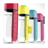 Stylish pill box and water bottle - Boomly