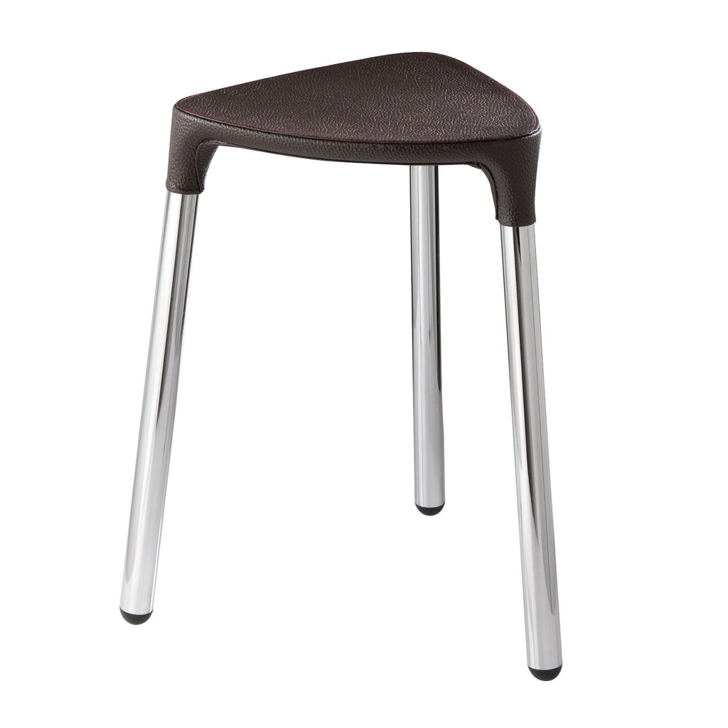 Black Shower Stool - Yannis Gedy - Boomly