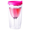 Vino 2 Go - No Spill Cup for Seniors - Adult Sippy Cup - Cup for Seniors - Boomly