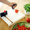 Etac One Hand Cutting Board - Fix Preparation Cutting Board - Boomly