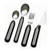 etac Thick Handled Utensils - Extra Grip Utensils - Boomly