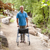 Lightweight Folding Walker - Stander - Boomly