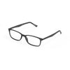 Black Gels Manhattan Readers - Scojo New York Designer Reading Glasses - Boomly