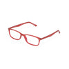 Red Gels Manhattan Readers - Scojo New York Designer Reading Glasses - Boomly