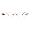 Scojo New York Gel Readers - Tortoise Designer Reading Glasses - Boomly