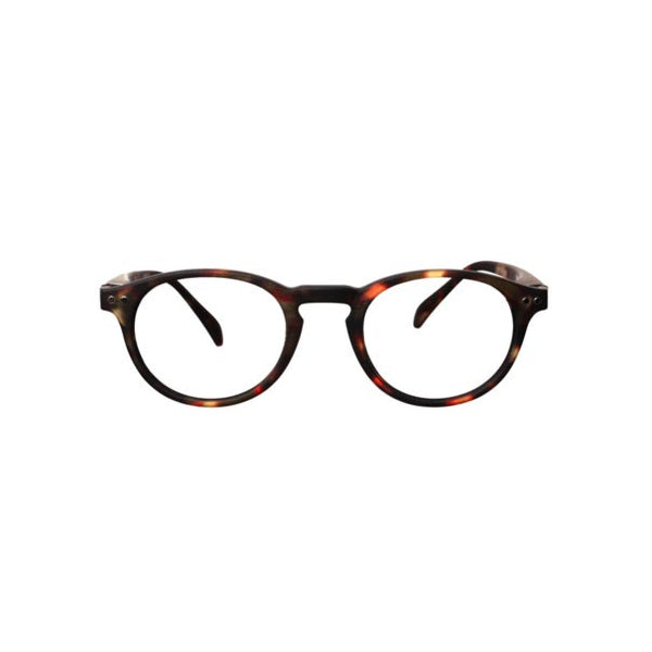 SEE Concept Reading Glasses - Tortoise Designer Reading Glasses - Boomly