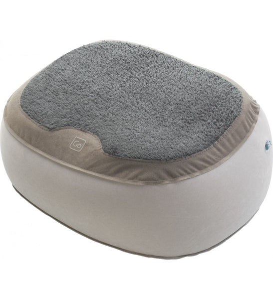 Inflatable Super Foot Rest - Travel Foot Rest - Boomly
