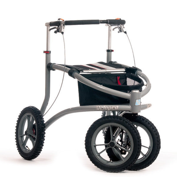 Trionic Tour Urban Rollator - Rollator Walker - Boomly