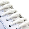 HICKIES - No Tie Elastic Laces for Seniors White - Boomly