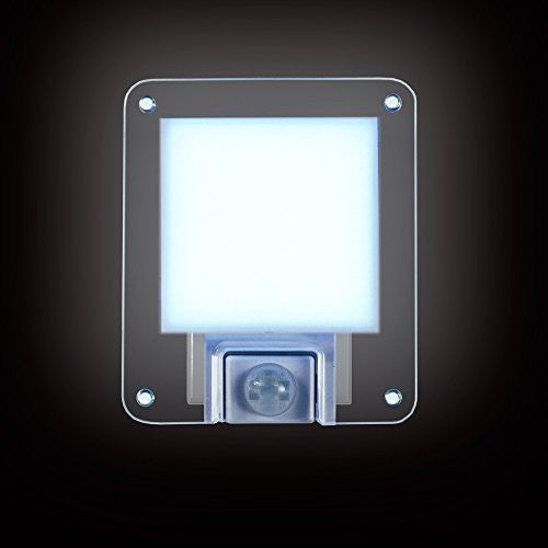 Bathroom Night Light sentina zen light led motion sensor light: bathroom safety - boomly