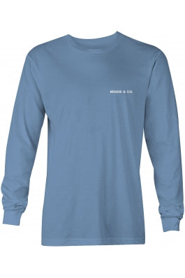 Performance Logo Tee - Long Sleeve