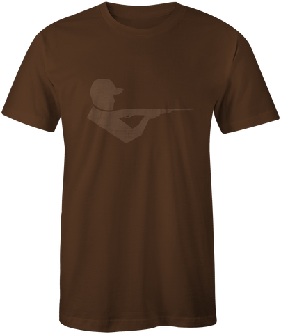 Moxie & Co. Shooter Tee - Brown