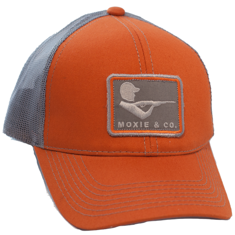 Moxie Signature Hat - Burnt Orange