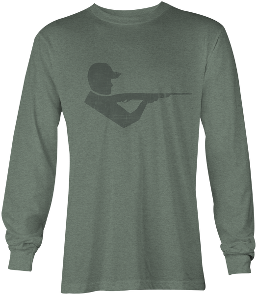 Moxie & Co. Shooter Tee - Long Sleeve (Olive)
