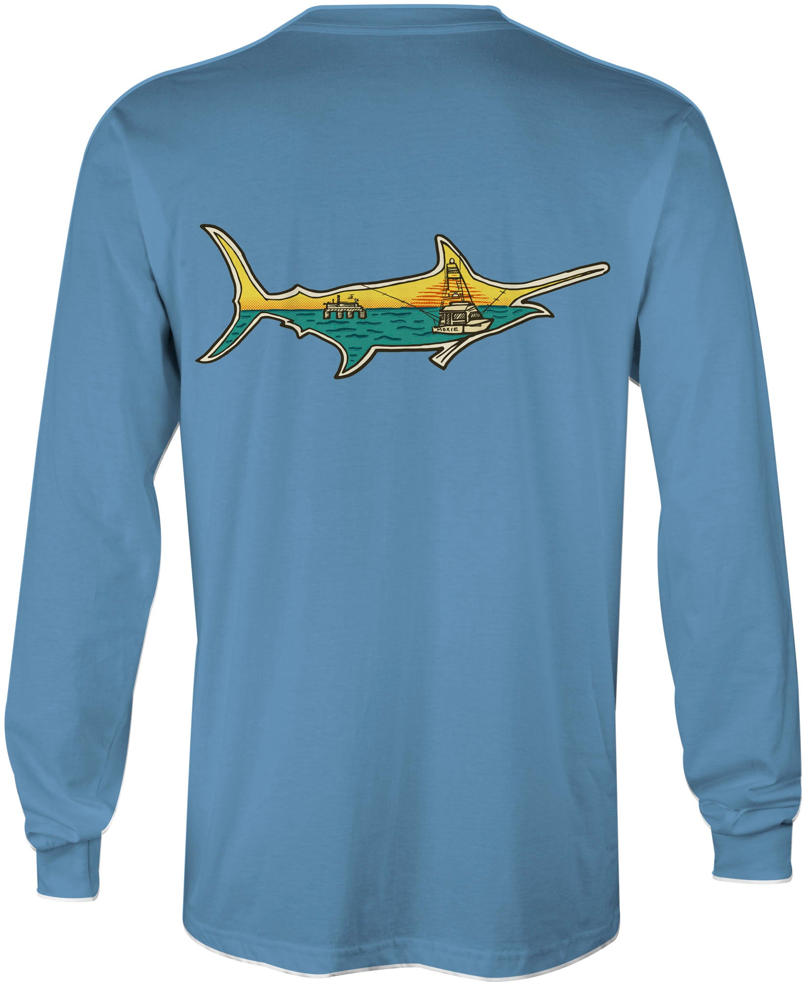Offshore Marlin Performance Tee