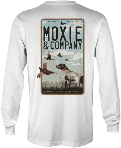 Moxie & Co. Pointer Tee