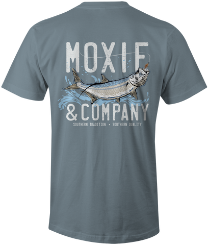 Moxie & Co. Tarpon on Fly
