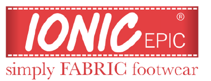 Ionic Epic simply FABRIC footwear
