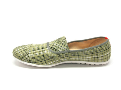 Men's Paris in Green Stripe