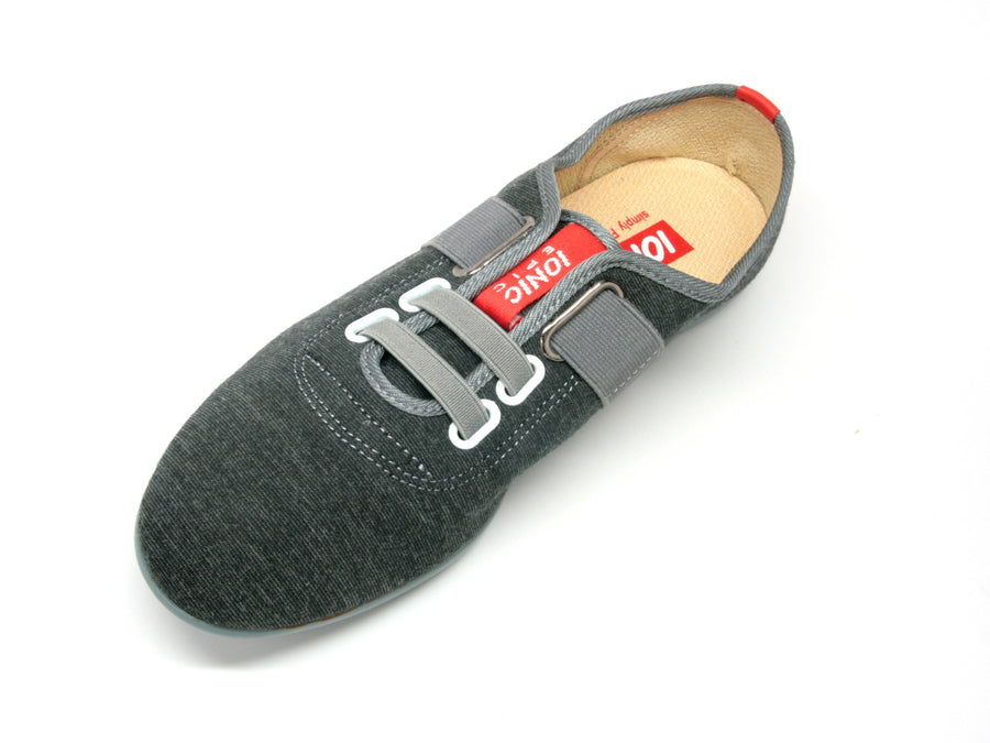 Women's Peaton in Dark Grey