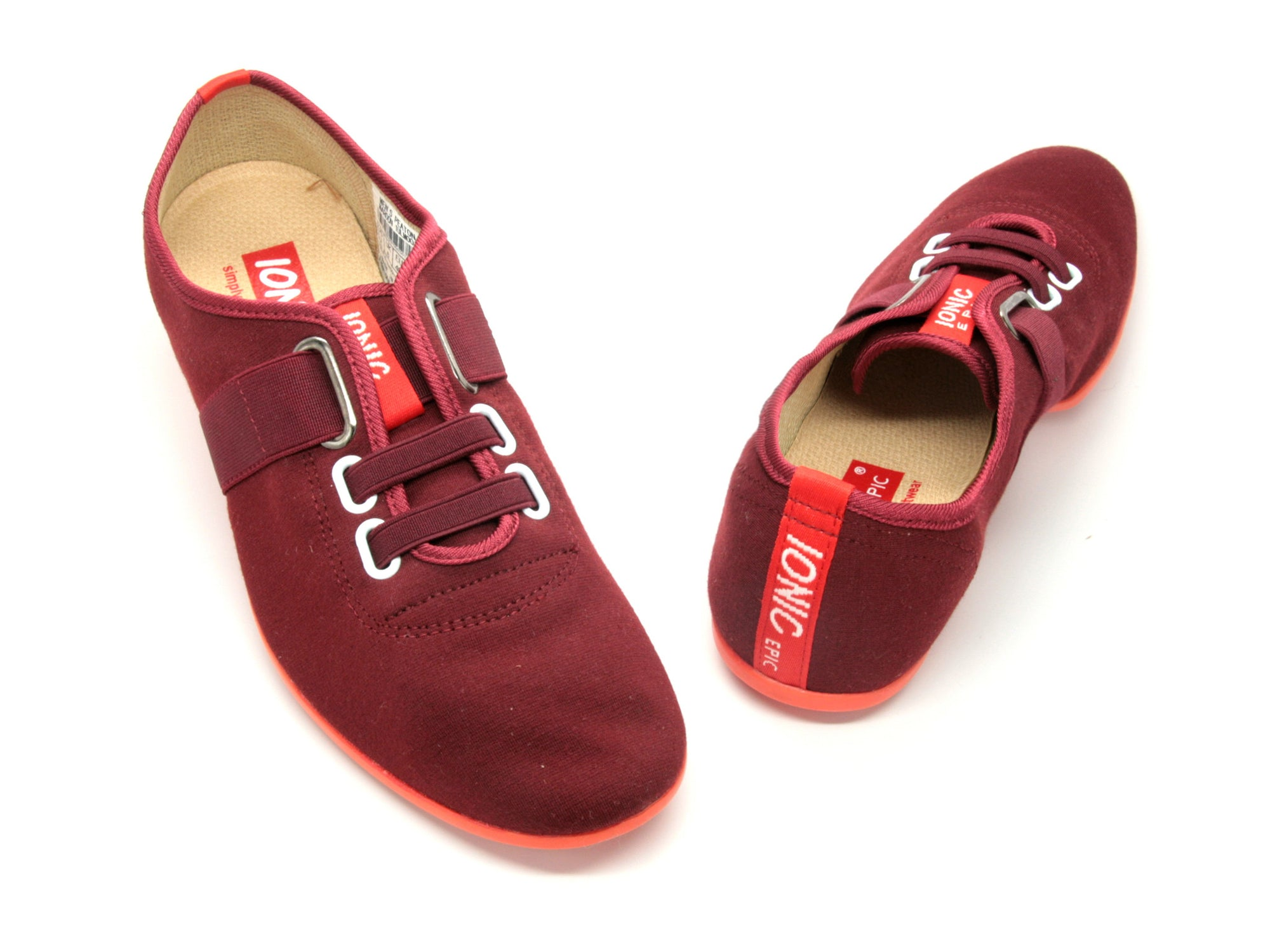 Men's Peaton in Maroon