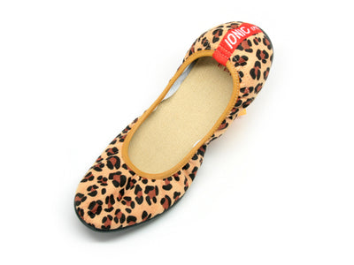 Women's Ballet in Leopard