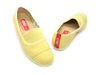 Women's Paris in Earth Yellow