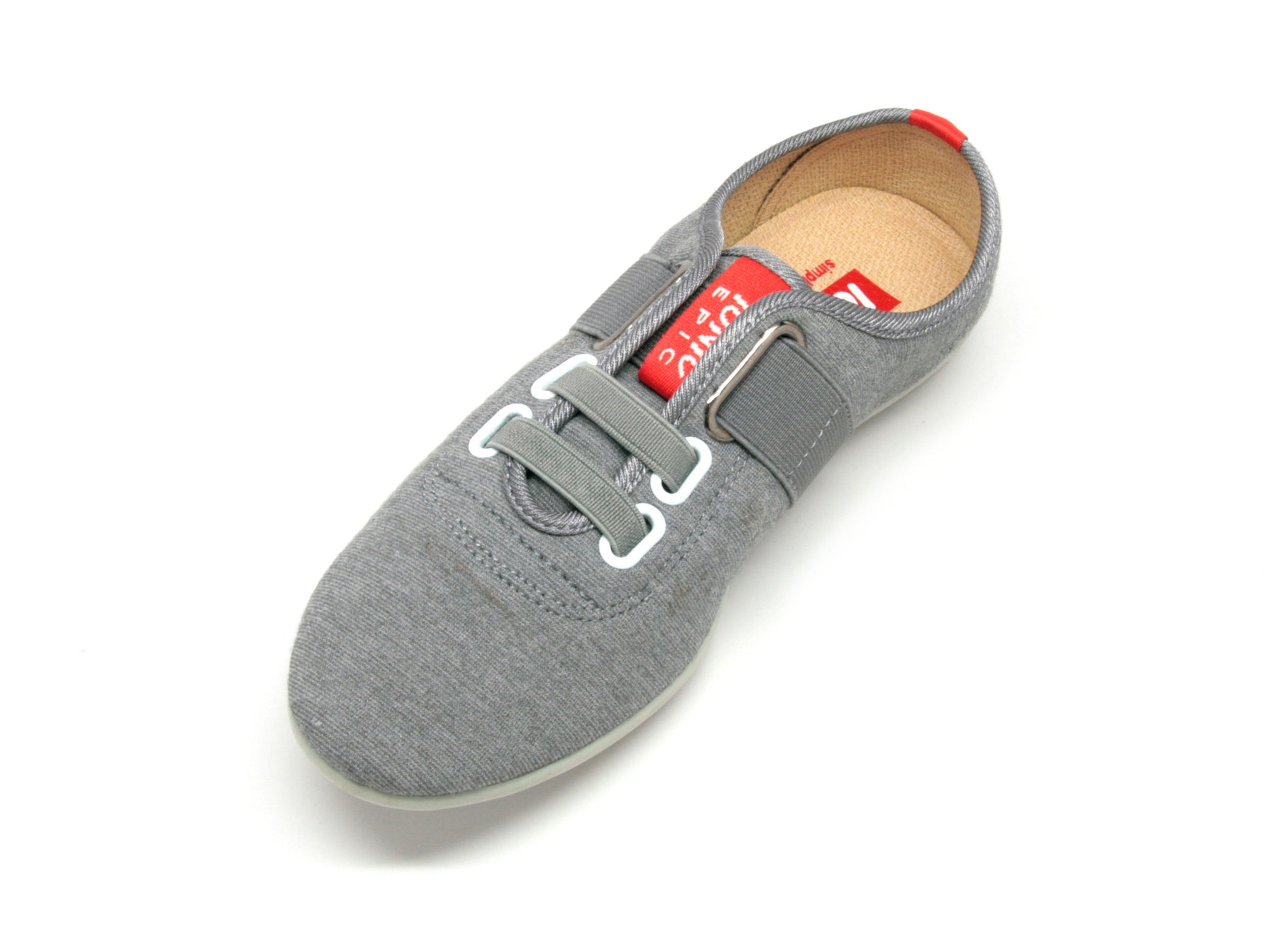 Women's Peaton in Light Grey