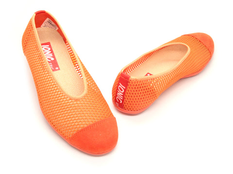 Women's Summer in Orange