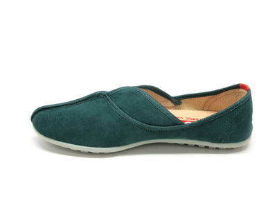 Women's Zen in Dark Green