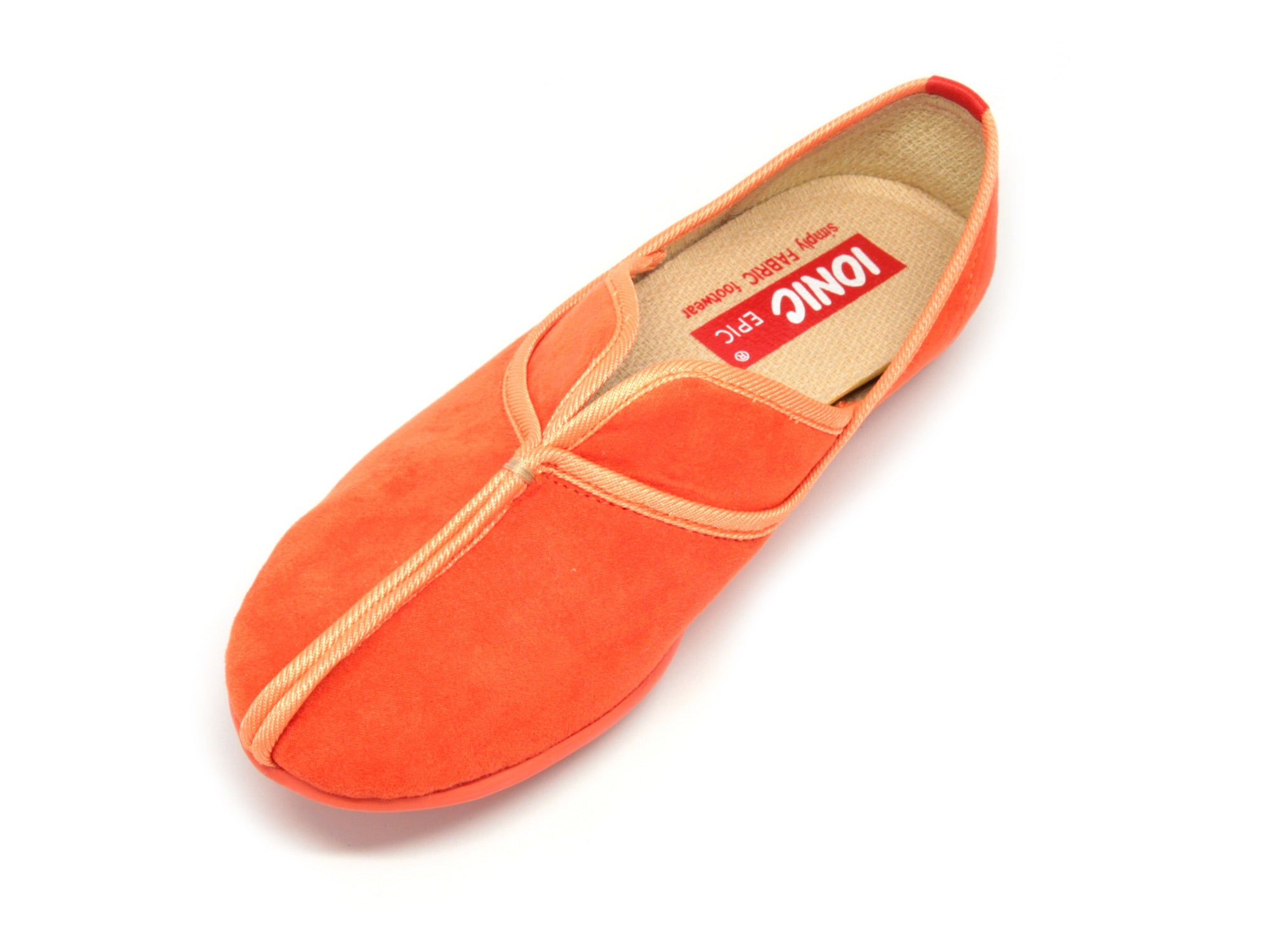Women's Zen in Bright Orange