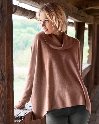 Pink Cashmere Sweater Fall 2016