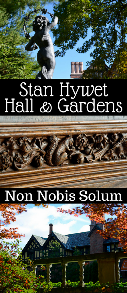 Hobby Photography at Stan Hywet Hall and Gardens