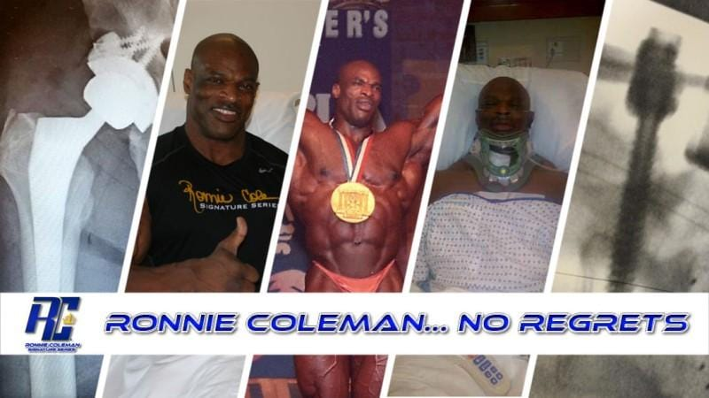 Ronnie Coleman - No Regrets