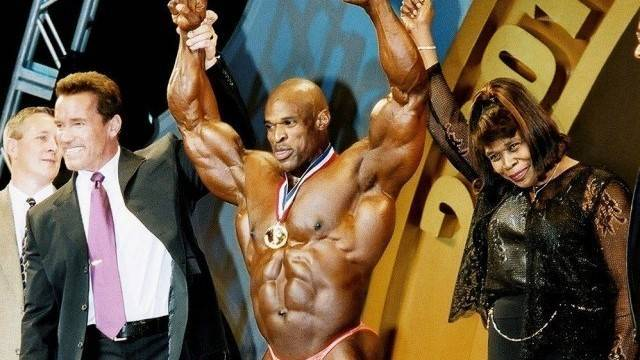 Ronnie Coleman 2001 Arnold Classic