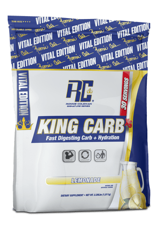 Ronnie Coleman Signature Series Carb King Carb