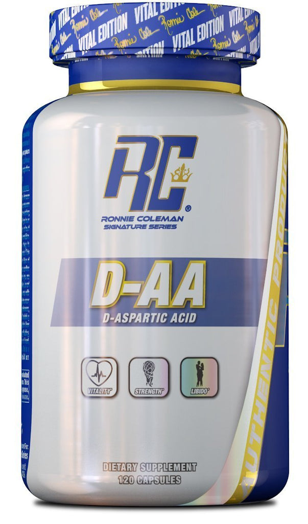 Ronnie Coleman Signature Series Essentials D-Aspartic Acid